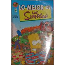 Lo Mejor De Los Simpson -tomo 7 - Grupo Editorial Vid