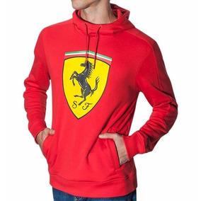 Sudadera Puma Ferrari Roja Mod. 4701