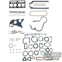 Junta Retifica Motor S/ret Pack Perkins Trator Mf65 4203 Dsl