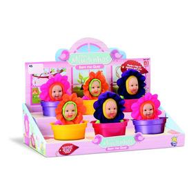 Display Com 6 Bonecas Miudinhas Bem Me Quer 627 -oferta