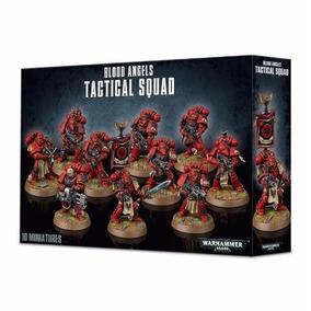 Escuadra Táctica Blood Angels, Angeles Warhammer 40000 Games