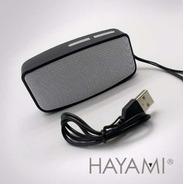 Parlante Bluetooth Con Correa Hayami