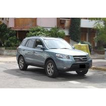 Hyundai Santa Fe Full Premium 7 Pasajeros Autom 2008 Cue Tc