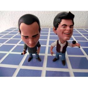 Boneco Miniatura Zeze De Camargo E Luciano Veja Fotos
