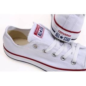 Zapatos Converse Blanca All Star Chuck Tylor Oferta