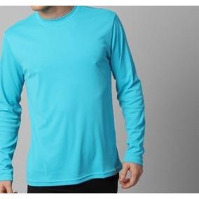 Camiseta Masculina Proteção Sola Tecido Gelado Uv 50