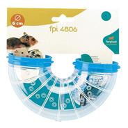 Tunel Para Hamsters Forma U