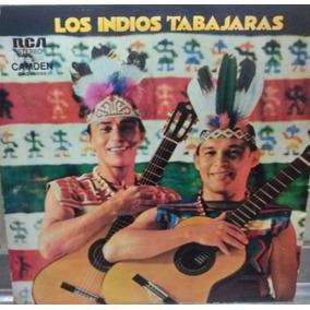 Dos Vinilos De Los Indios Tabajaras - Album Doble - Original