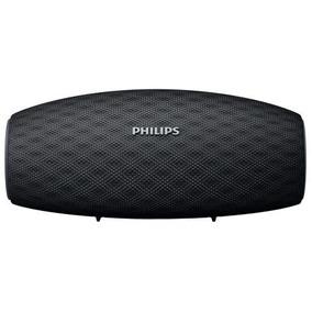 Caixa De Som Bluetooth Philips Everplay Bt6900b Preta Ipx7