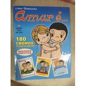 Álbum Amar É... 2005