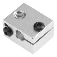 Bloque De Aluminio Tipo Hotend E3d V6 Impresora 3d Reprap