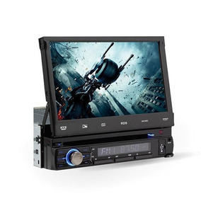 Dvd Automotivo Retratil Roadstar Tv -sd-usb