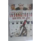Dvd Insanatorio C/jesse Matcalfe 2706(seminovo)frete R$8,00