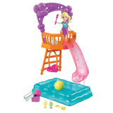 Mattel Polly Pocket Piscina Club