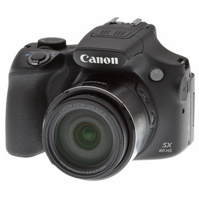 Camara Canon Sx60 Hs Powershot 16mp 65x Zoom Wifi Full Hd