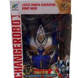 Transformers Máscara Change Robot Con Sonido Y Luces Origina