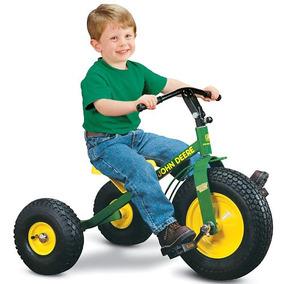 Triciclo John Deere Para Niños 4-7 Años Envio Gratis