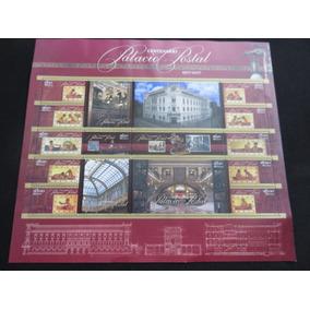 Estampilla Centenario Palacio Postal 1907-2007