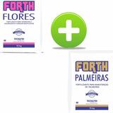 Micro E Macro Nutrientes Mudas De Palmeiras E Flores 20kg