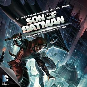 Cd Son Of Batman Ed. Limitada Frederik Wiedmann Original