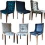 Cadeira De Jantar Em Madeira Maciça Vários Modelos