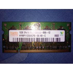 Memoria Ram Ddr 2 1gb Para Minilaptop