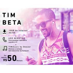 Convite Tim_beta /até 35 Gb D Net/qualquer Ddd Envio Hoje