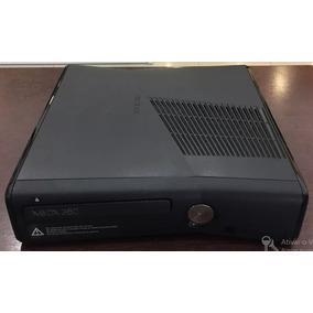 Xbox 360 Slim 4gb Destravado Rgh - Usado.