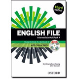English File Intermediate Multipack A 3rd Edition - Oxford