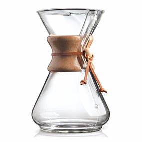 Chemex Cafetera Cristal 1.4 L