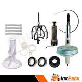 Kit Conjunto Mecanismo Para Lavadora Consul + Ferramentas
