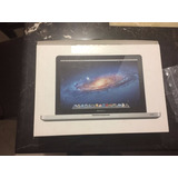 Macbook Pro 13 Pulgadas, 500 Gb Hdd