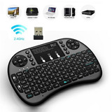 Mini Teclado Wifi Con Touchpad Inalambrico Para Tv Admiral