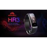Makibes Hr3 Smart Watch 0.96 Touch Screen Monitor Cardiaco