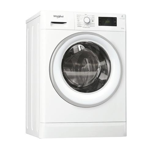 Lavasecarropas automático Whirlpool WCF09BY blanco 9kg 220V