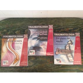Traumatología Set De 3 Estuches De Cd