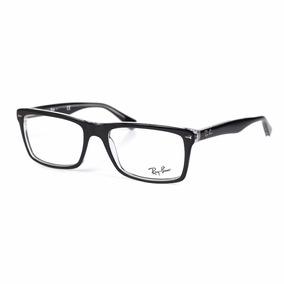 b89939b2ba503 Armação Óculos De Grau Ray Ban 5287 2034 Tam 54 - Óculos no Mercado ...