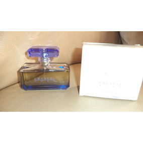 Colonia Perfume Avon Crystal Aura Original 50ml Oferta