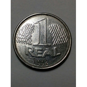 (bra) Moeda 1 Real 1994