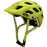 Casco Bicicleta Enduro Mtb Bike Ixs Trail Rs Evo Amarillo