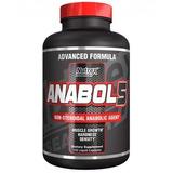 Anabol 5 Nutrex 120 Líquid Caps Eeuu Estimulador Testosteron