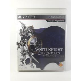 Jogo White Knight Chronicles Ps3 Seminovo