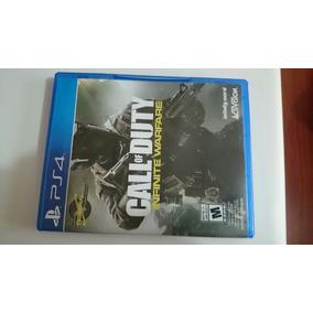 Call Of Duty Infinite Warfare Ps4 Físico En Caja Precio Fijo