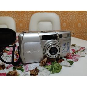 Usado - São Paulo · Câmera Analógica Maquina Fotográfica Olympus Infinity 76 3b08daf17d