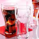 Vaso Vidrio Coca Cola Vintage Coleccion Antiguo Rigolleau