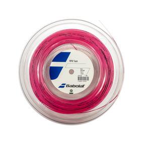 Corda Rpm Team 125 17 Rolo 200 Metros Pink