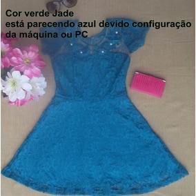 Vestido Renda Juvenil Menina Mocinha Festa 4/6/8/10/12/14/16