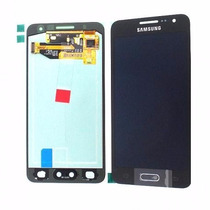Lcd - Touchscreen Samsung A3 Negra Citycell Refacciones