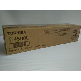 Toner T-4590u Toshiba Para Equipos 206l/256/306/456/506