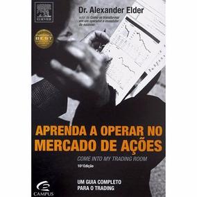 Livro Aprenda A Operar No Mercado De Ações Digital + Curso